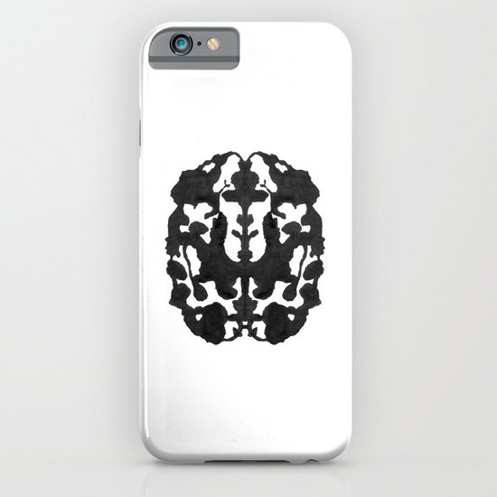 My Brain Hurts iPhone & iPod Case
