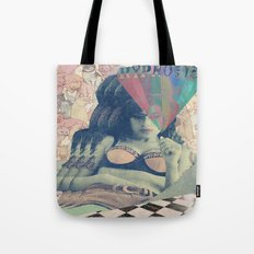 Love is a losing game Tote Bag