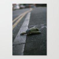 Ape Down!  Canvas Print