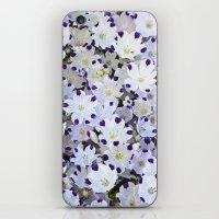 Flower carpet iPhone & iPod Skin