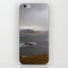 Lofoten Seaview iPhone & iPod Skin