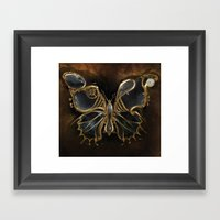 The Clockwork Music - Fi… Framed Art Print