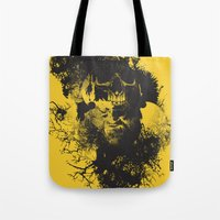 Abstract Thinking Tote Bag
