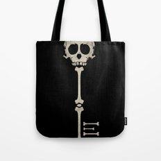 Skeleton Key Tote Bag