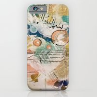 iPhone & iPod Case featuring In His Name by Aisha Abdul Rahman