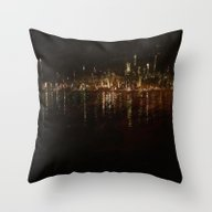 Throw Pillow featuring Junkie Slip by Paul Kimble