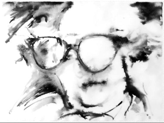The Visionary #2 Art Print