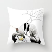 THE SIMPLE THINGS Throw Pillow
