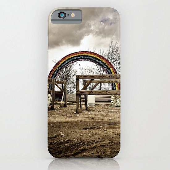 Something Wicked This Way Comes iPhone & iPod Case
