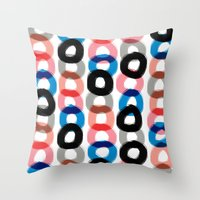 Polo chain Throw Pillow