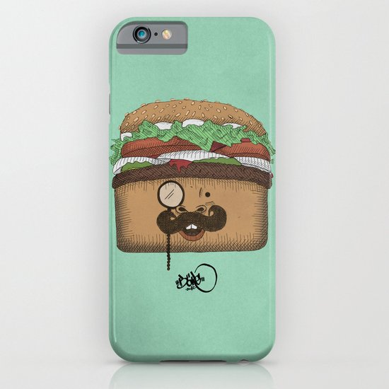 Börger iPhone & iPod Case