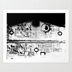 All the Secrets... Art Print
