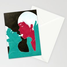 future lovers-no.2 Stationery Cards