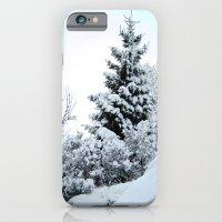 Natures Christmas Tree iPhone 6 Slim Case