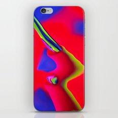 Broken Artery iPhone & iPod Skin