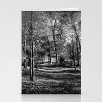 Dark Woods Stationery Cards