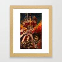 Russian Royalty Framed Art Print