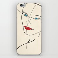 Figure Study iPhone & iPod Skin