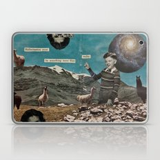 Hallucination Must Be Something More Than Reality Laptop & iPad Skin