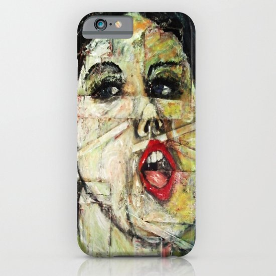 LADY LISA CUMMINGS iPhone & iPod Case