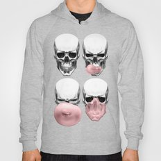 Skulls Chewing Bubblegum Hoody