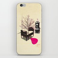 No Rest For The Restless… iPhone & iPod Skin