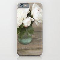Peony Romance  iPhone 6 Slim Case