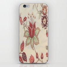 Vitage Rose iPhone & iPod Skin