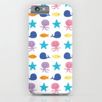 I sea you, Baby (The Essential Patterns of Childhood) iPhone 6 Slim Case