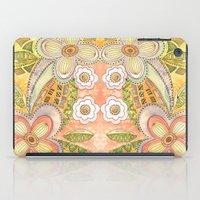 Ethnic Floral iPad Case
