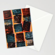 Press Print and Digital Pattern Print Stationery Cards