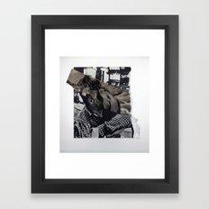 The Ballad Framed Art Print
