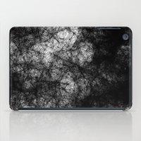 Artificial Constellation Dark Matter iPad Case