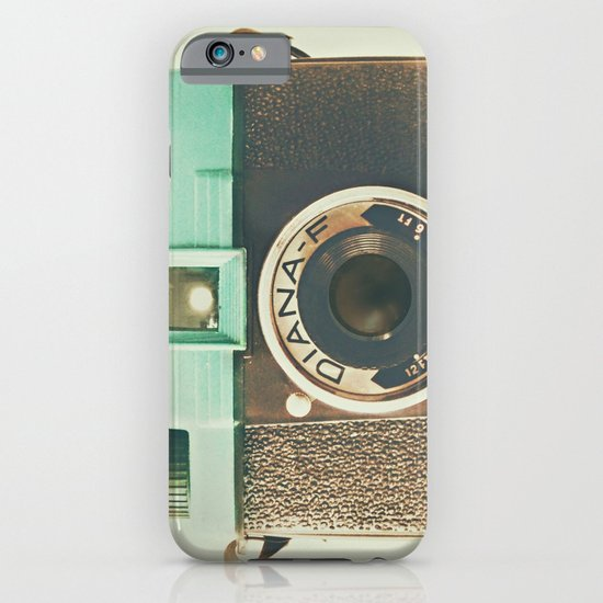 Oh Diana iPhone & iPod Case