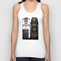 Radiator Building Unisex Tank Top