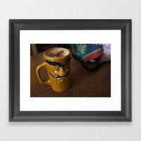 Grumps Framed Art Print