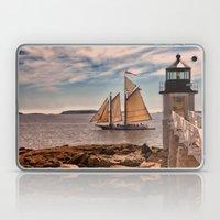 Keeping Vessels Safe Laptop & iPad Skin
