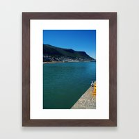 Kalk Bay Framed Art Print