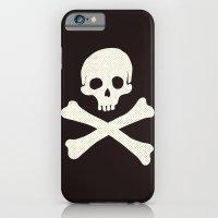 Skull & Crossbones iPhone 6 Slim Case