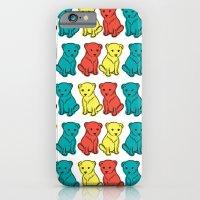 Little Lion Men iPhone 6 Slim Case