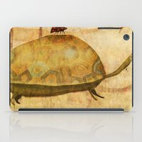 The Tortoise and the Beetle iPad Case