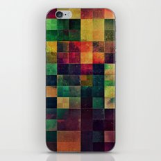nymbll bwx iPhone & iPod Skin
