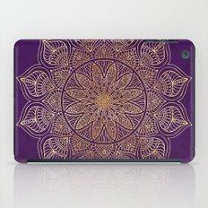 Gold Mandala iPad Case