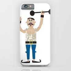 The Strongman from the circus iPhone 6s Slim Case