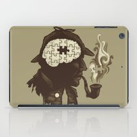 Puzzle Solved iPad Case