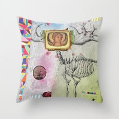 Propaganda Throw Pillow