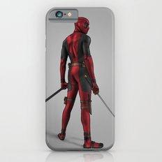 Deadpool iPhone 6 Slim Case