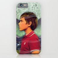 iPhone & iPod Case featuring Boy by Ryan Haran