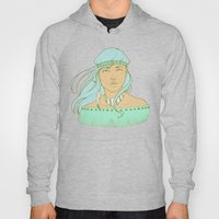 American Indian Nature G… Hoody