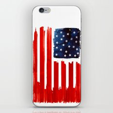 stars and buildings iPhone & iPod Skin